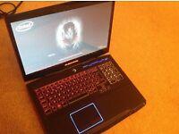 Alienware computer gaming laptop