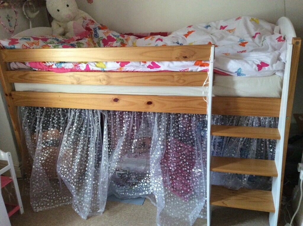 Single bed mid sleeper