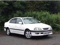 Toyota Avensis 2.0 automatic GLS 4-door Saloon **only 63k mileage**