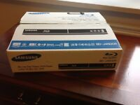 Samsung BDJ4500R Blu-Ray Disc/DVD Player