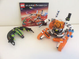 LEGO Mars Mission: Claw Tank Ambush - 100% Complete