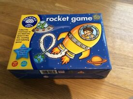 Orchard Toys Rocket Game Unused