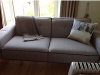 Loft living custom made sofa