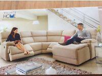 Stunning Corner sofa