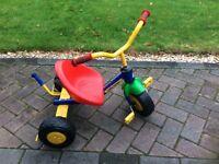 Kiddies 3 wheel trike