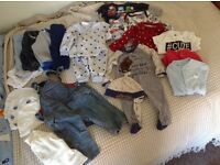 Baby boy 3-6 month clothes