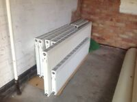 Various Central Heating Radiators