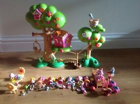 Lalaloopsy Treehouse + Dolls + Accessories