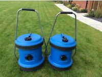 ROYAL WATER CARRIER. 40lts. &20 EACH.