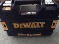 DeWALT TStacking Case