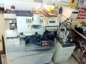 Shoe Repair Machinery - Whitfield 700 series + Other Machinery