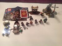 Collection of Lego pirates of the carribean, 7 figures