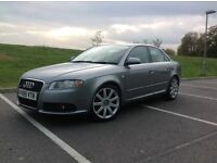 Automatic ,diesel , Audi s line Quattro A , A4 in mint condition 2967cc