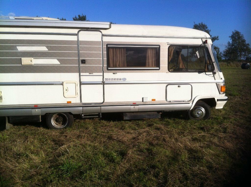 Hymer S700, 12 month MOT till Sept 2018, Left Hand Drive, Automatic