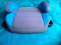 CHILDS BOOSTER SEAT USED CLEAN CONDITION £10.00