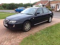 Rover 75 BMW engined diesel low miles automatic 2004 new shape