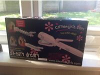 Steam Dream 3 in 1 - straighteners curler and flicker
