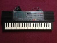 Yamaha VSS-200 Electronic Keyboard with Digital Voice Sampler