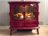 Dimplex Opti-Myst Grand Rouge log effect electric fire