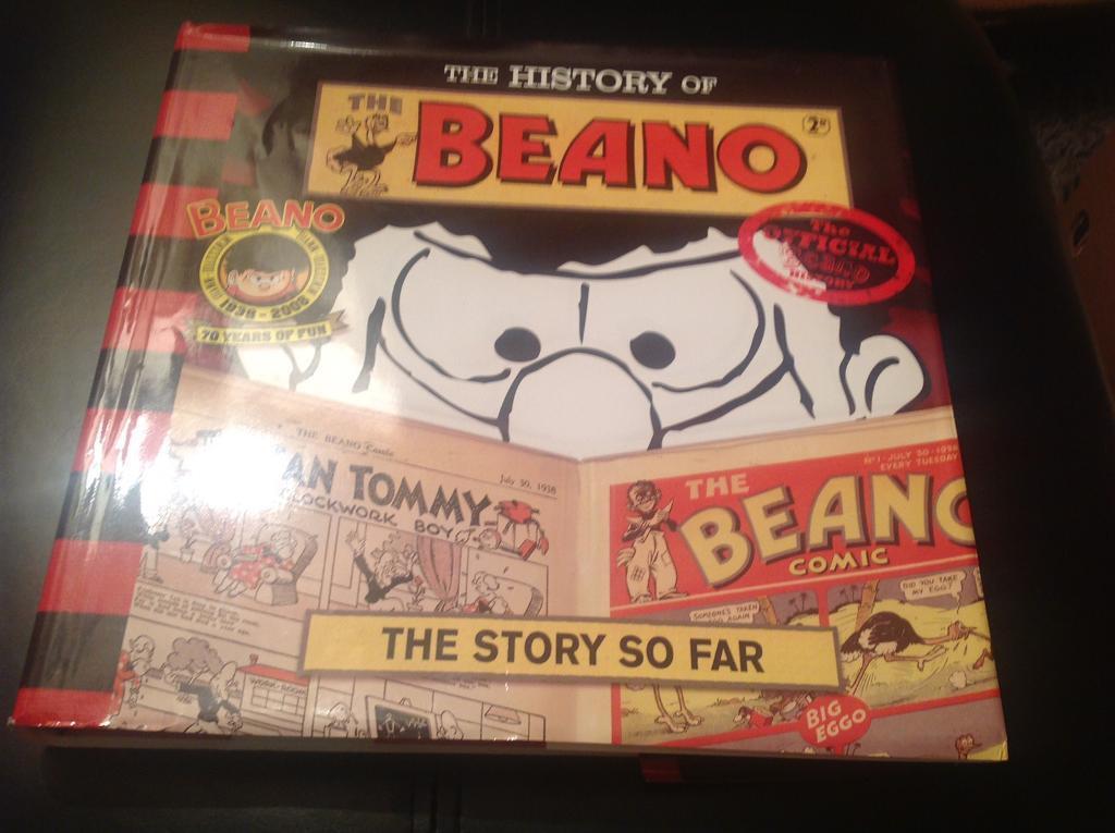 Beano Hardback Book