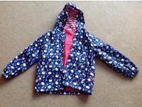 Girls Hello Kitty rain coat