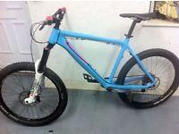 ON ONE 456 Carbon Mountain Bike