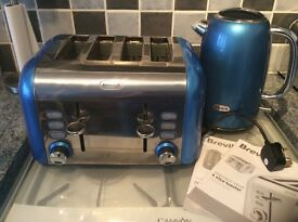 Breville matching toaster & kettle