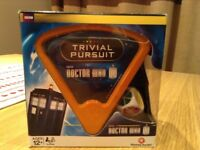 DOCTOR WHO - TRIVIAL PURSUIT GAME - Celebrating 50 years of Doctor Who