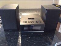 Sony Hi-Fi system with IPod dock