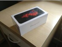 Apple iPhone 6s. Factory unlocked