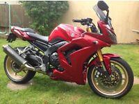 Yamaha fz1 2008 (Fazer) not sprint vfr