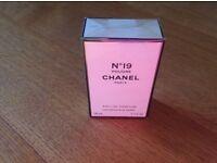 Chanel no19 prouder 50ml Esau De Parfum spray