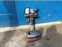 4hp Mariner outboard