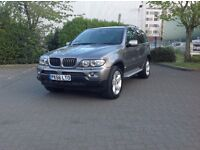 BMW X5 3.0D SPORT ABSOLUTE MINT CONDITION INSIDE AND OUT