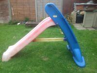 Little Tikes kiddies slide