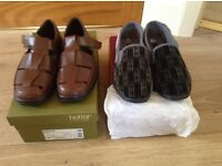 Mens sandals and slippers