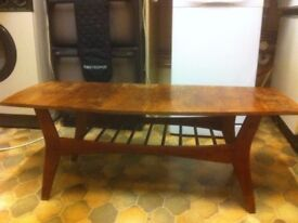 Upcycling project - 1960's coffee table