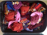 Brand New Moroccan Kessa/Exfoliation Gloves/ Anti Cellulite for sale