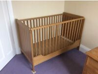 Cot Bed - Ikea