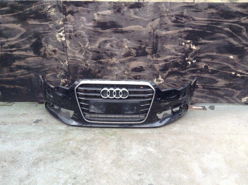Audi A6 front bumper 2014-2016 £60