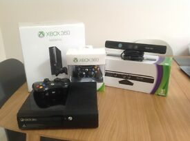 Microsoft Xbox360 500GB/Go with Kinect Motion Sensor, 15 Games and Extra Controller
