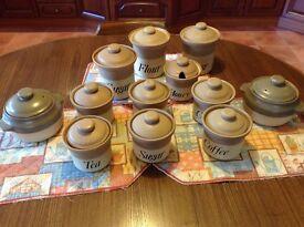 Brailsford Storage Jars and Casseroles