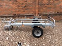 Erde Motorcycle Trailer
