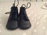 Baby Dr Martens Priam shoes
