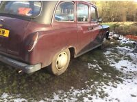 FX4 Taxi Automatic ,spares or repairs!
