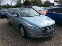Peugeot 508 1.6Hdi Automatic £20 per year road tax @ Aylsham Road Affordable Cars