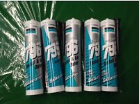 5 tubes Dow Corning 796 sealent