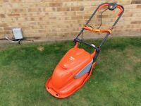 FLYMO HOVER COMPACT 300 LAWNMOWER / LAWN MOWER - ELECTRIC