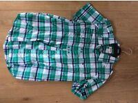 Diesel Mens Short Sleeve Shirt, Medium, £3