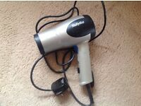 BaByliss hairdryer - works perfect - offers welcome